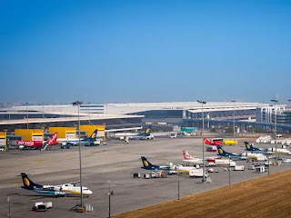 4 Indian airports included in Skytrax's list of top 100 airports