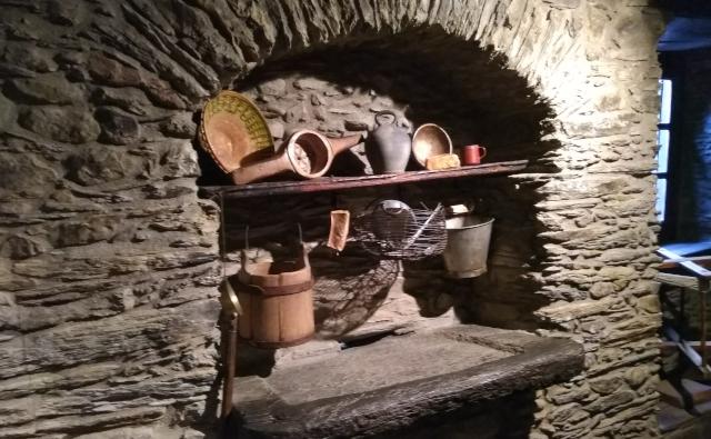 Cuina de la Casa Gassia