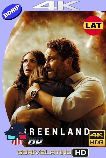 Greenland: El Día del Fin del Mundo (2020) BDRip 4K HDR Latino-Ingles MKV