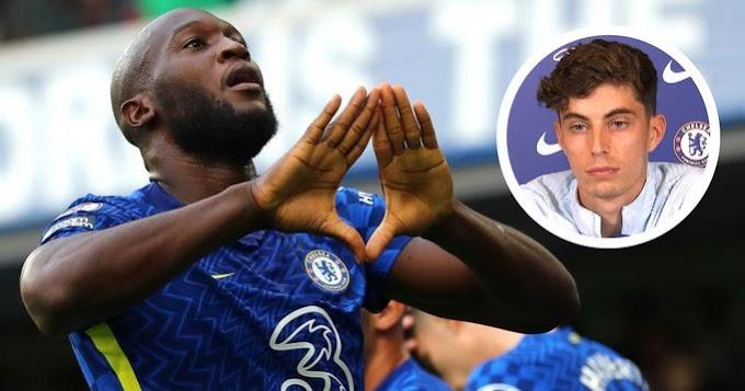 Havertz discuss Lukaku effect on Chelsea's attack