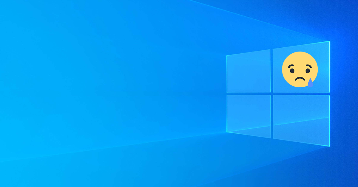 Windows 10 is getting ready to say goodbye.