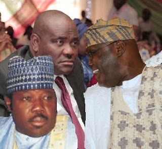 Wike, Others Plotting To Give PDP 2019 Presidential Ticket To APC Chieftain, Reason We're Fighting Dirty - Sheriff Drops Bombshell