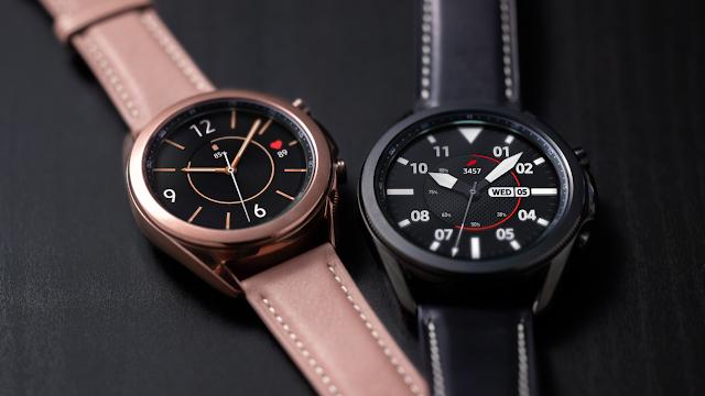تحصل ساعة Galaxy Watch 3 على تحديث جديد