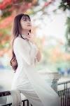 Tuyển tập girl xinh gái đẹp Việt Nam mặc áo dài đẹp mê hồn #81