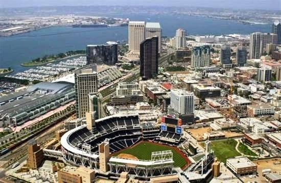 Como visitar Estádio de beisebol PETCO Park em San Diego