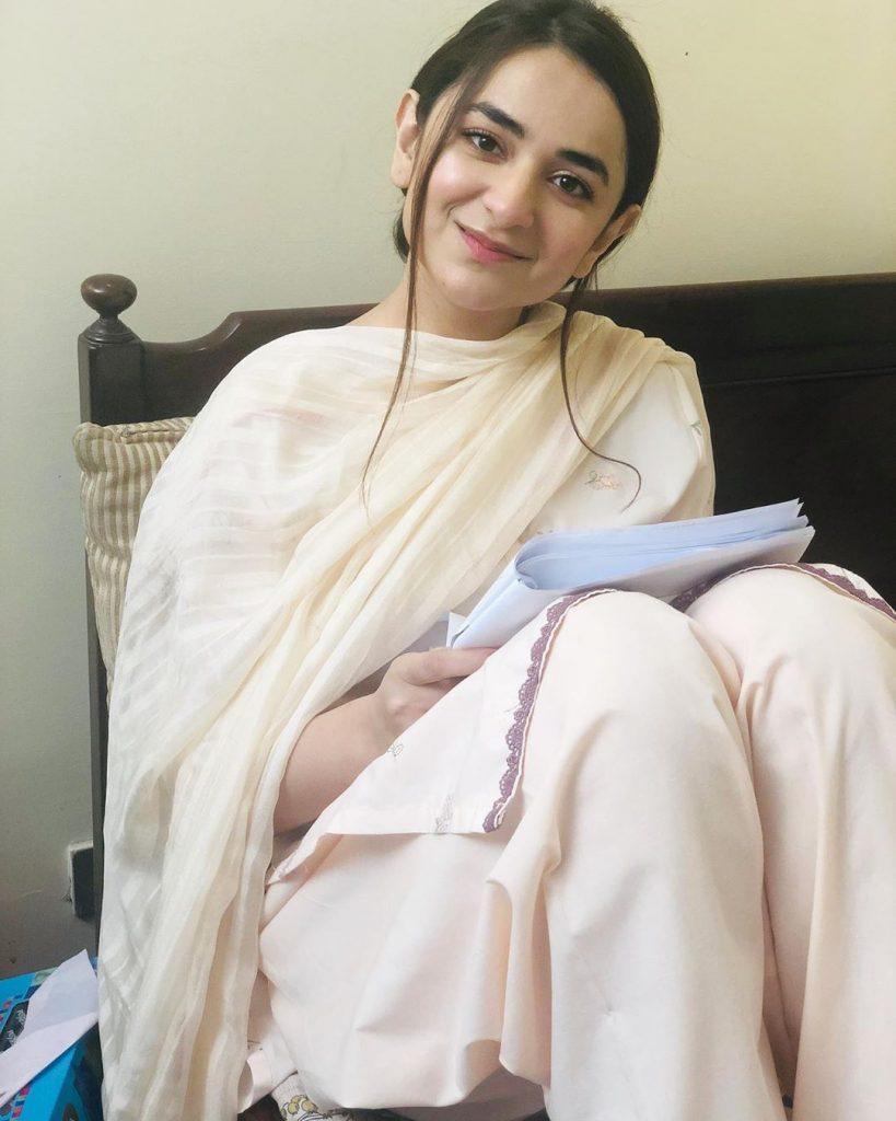 Yumna Zaidi Age
