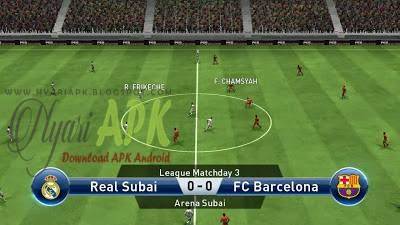 Download PES Club Manager Versi 1.3.5 Apk Mod + Data for Android