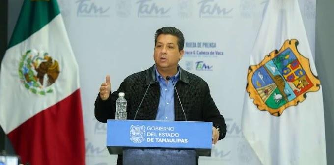 Gobernador Cabeza de Vaca se dice inocente de acusaciones de Narco