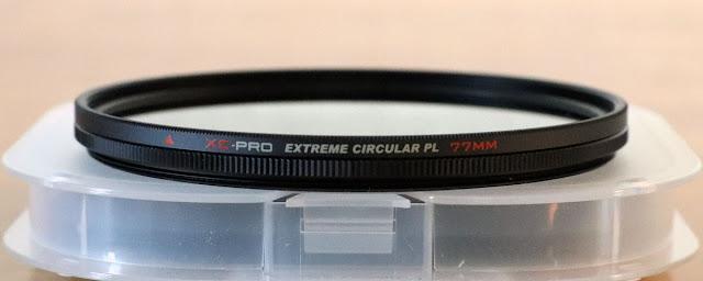 HAKUBA XC-PRO EXTREME CIRCULAR PL 77mm