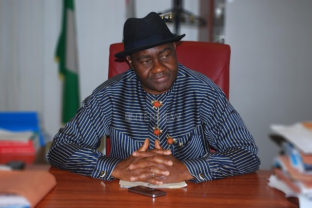Why Rivers APC suspended Magnus Abe - Chairman