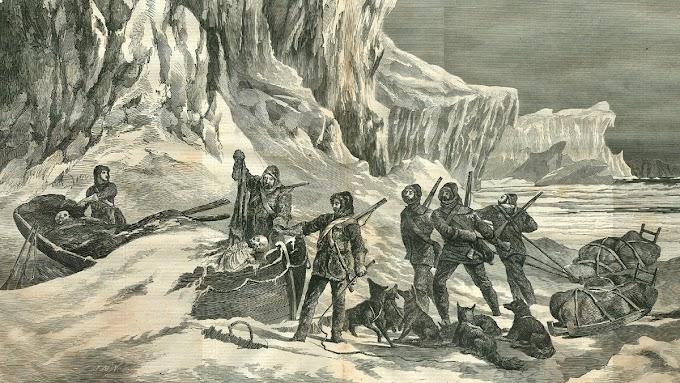 Новое лицо погибшей экспедиции сэра Джона Франклина