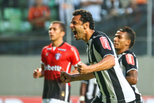 Fred, Atlético-MG (Foto: Bruno Cantin/ Atlético)