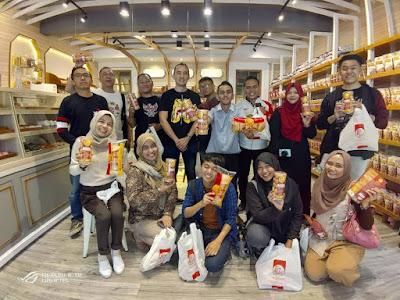 Roti Bagelen Abadi Bandung