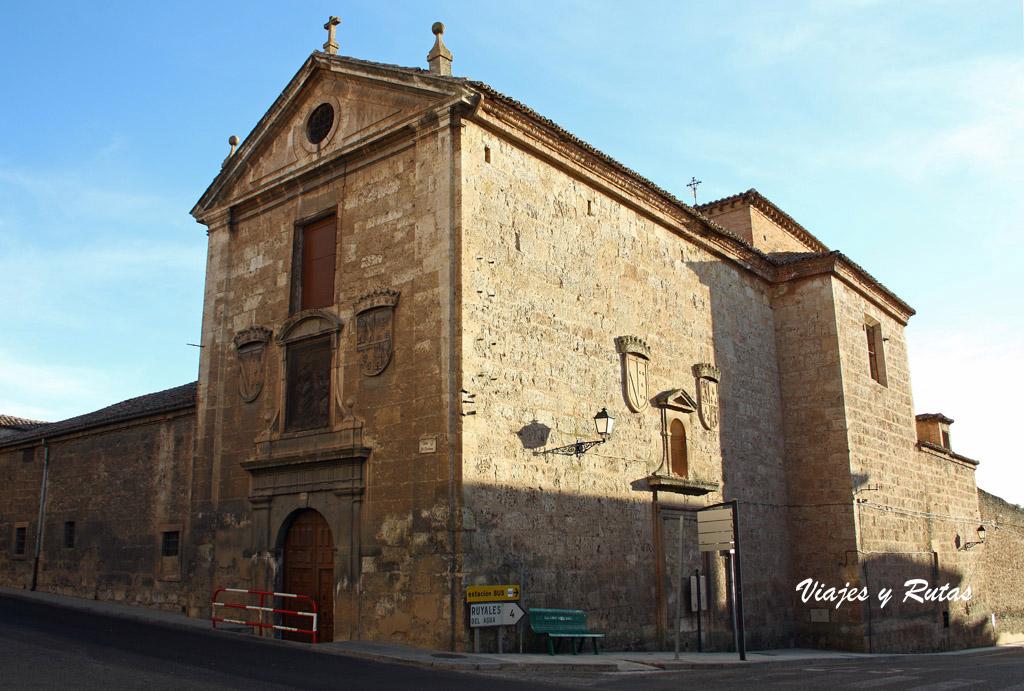 Convento de la madre de Dios, Lerma