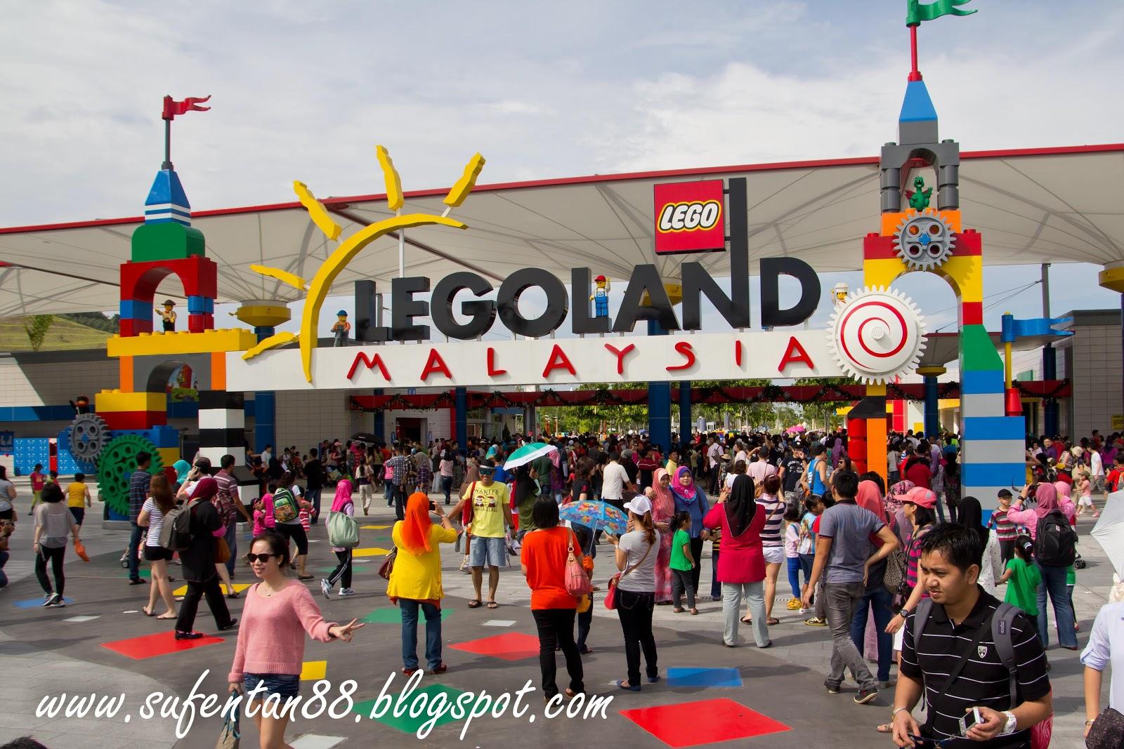 Johor Trip -Day 2 | Legoland | SUFENTAN.COM