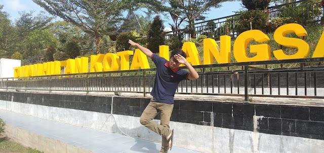 Wisata Hutan Lindung Kota Langsa