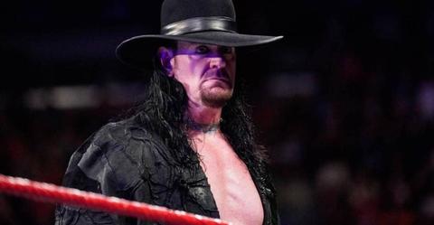 'The Undertaker' announces retirement from wrestling