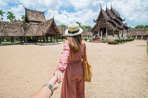 Capital of Thailand