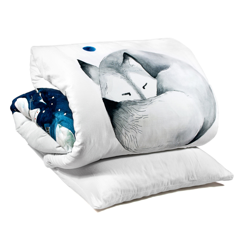 Wolf Polish Design Bedding