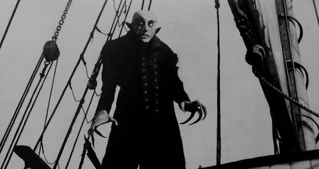'Nosferatu' (1922, F. W. Murnau)