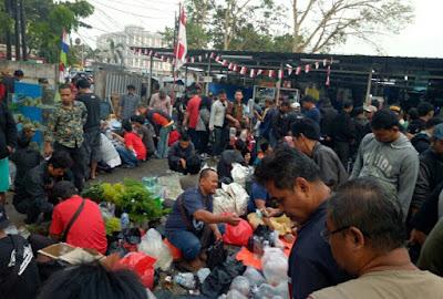 Keadaan Lokasi Pasar Ikan Jatinegara Terbaru