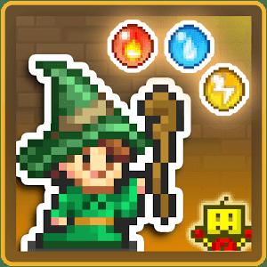 Magician's Saga (Kairosoft) - VER. 1.2.5 Infinite (Gold - Crystal - Ticket) MOD APK