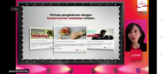 dr. Dian Budiani, selaku  Chief Operations and Health Officer Prudential Indonesia