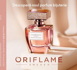 Oriflame catalog  № 4  01-30.04 2021→ Descopera noul parfum bijuterie  ♥ GIORDANI GOLD Essenca - Blossom