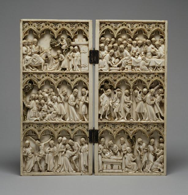 Resultado de imagen de blogspot, diptico medieval