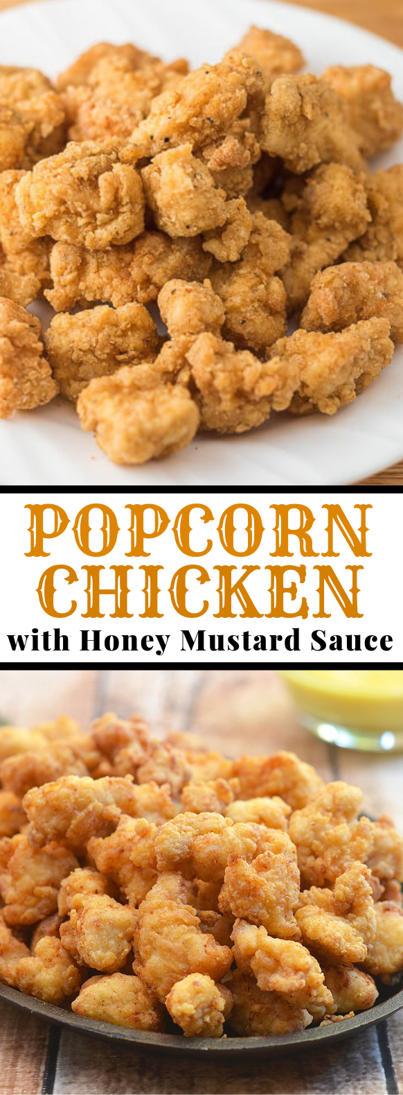 Crispy Popcorn Chicken #dinner #easydinner