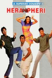 Download Hera Pheri (2000) Hindi Movie 720p HDRip 700MB