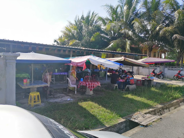 Kedai Makan Murah dan Sedap di Machang
