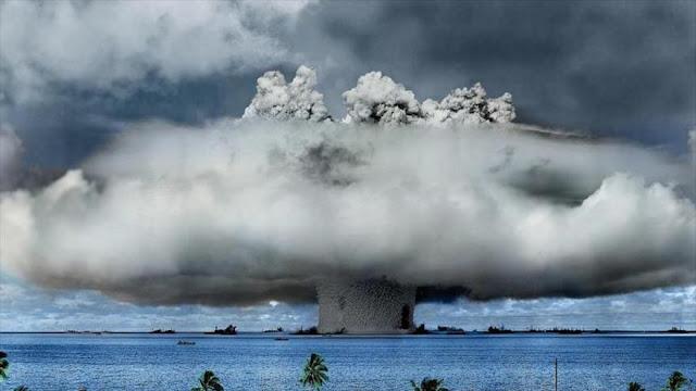Congreso de EEUU busca evitar pruebas nucleares por Trump