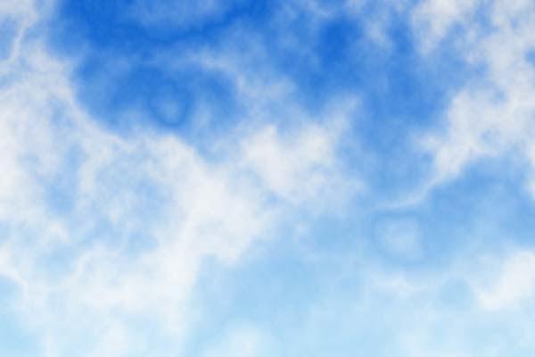tutoriales de photoshop y coreldraw Crear nubes en photoshop - fondo nubes