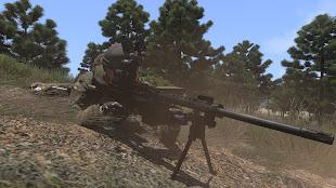 arma3 ドイツ連邦軍MODで開発中のMG5