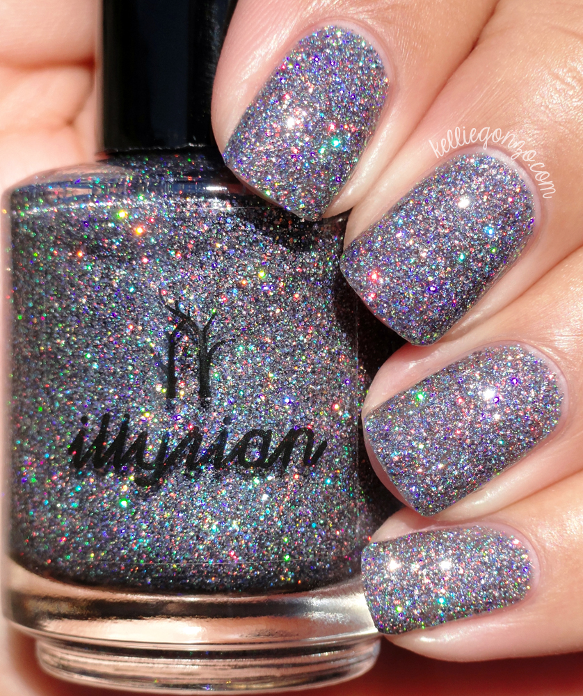 Illyrian Polish The Upside Down