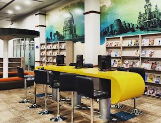 Garrison Public Library Multan (GPL)
