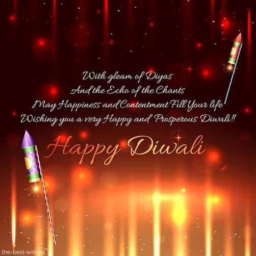 happy diwali images and messages