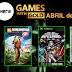 Games With Gold - Abril de 2019