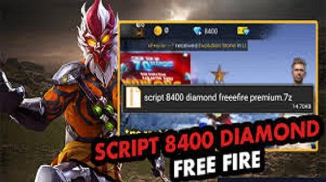 Cara Cheat Free Fire Diamond