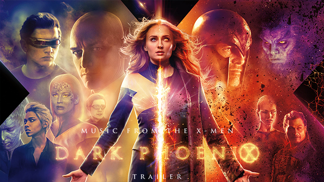 X-Men: Dark Phoenix (2019) BRRip 1080p Latino-Ingles