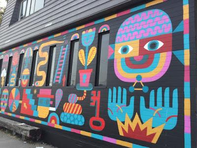 Harga Mural Per Meter