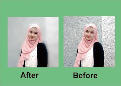 cara membuat efek blur di photoshop cs3
