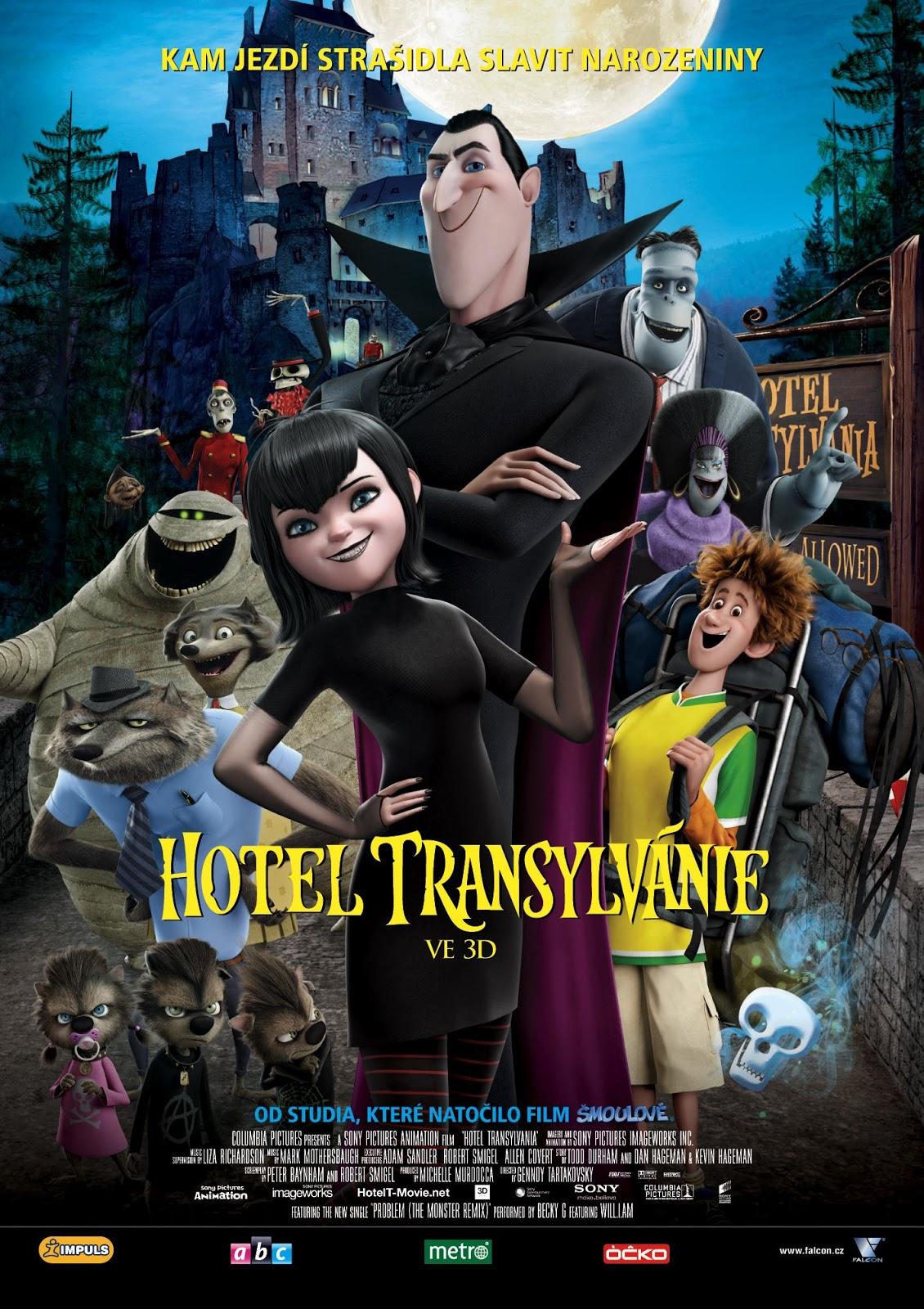 Hotel Transylvania  โรงแรมผีหนีไปพักร้อน [HD][พากย์ไทย]