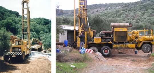 Προκήρυξη διαγωνισμού για την κατασκευή έργου γεώτρησης στη Τραχειά Επιδαύρου