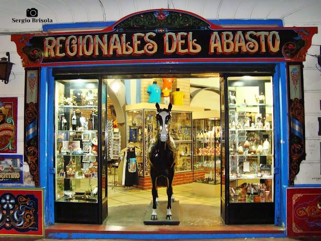 Tienda (loja) Regionales Del Abasto - Buenos Aires