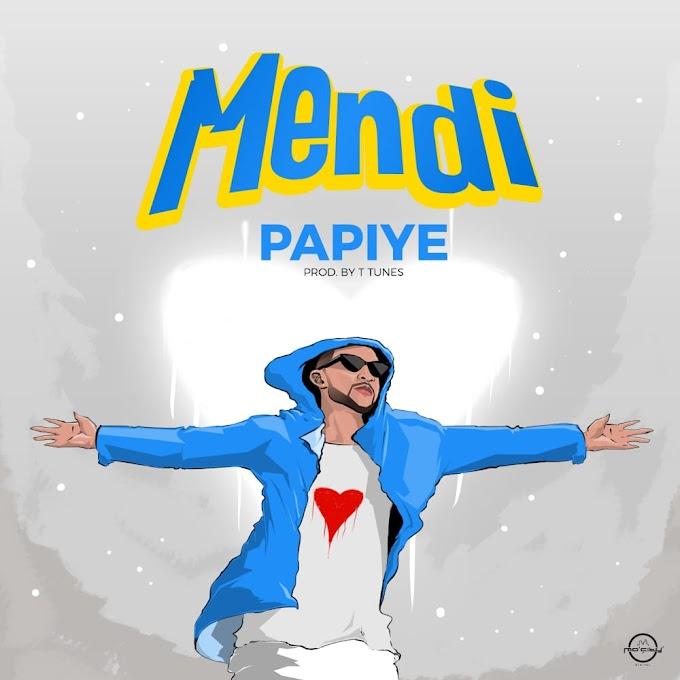 [MUSIC] Mendi-Papiye