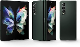 Samsung Galaxy Z fold 3 Price and specs : Price in india
