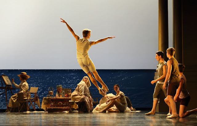 Britten: Death in Venice - Leo Dixon - Royal Opera ((c) ROH 2019 photographed by Catherine Ashmore)