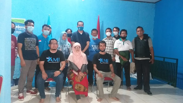 Partai Gelora Resmi Membuka Sekolah AMI